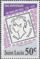 Timbre: Rowland hill
