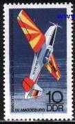 Timbre: Championnat du monde d'acrobatie aérienne