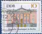 Timbre: Opéra de Berlin