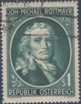 timbre: J-M-Rottmayr Von Rosenbrunn