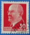 timbre: Président Walter Ulbricht