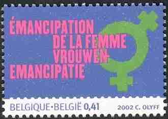 timbre: Emancipation des Femmes