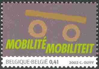 timbre: Mobilité