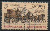 timbre: Exposition philatélique à Berlin