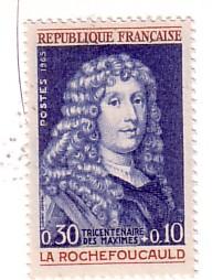 Timbre:  François VI