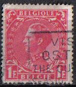 Timbre: Léopold III