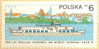 Timbre: 150 anniversaire des premiers bateaux