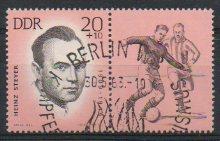 Timbre: Heinz Steyer et football