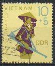 Timbre: Aide au Vietnam