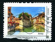 Timbre: Annecy *