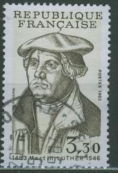Timbre: Martin Luther