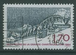 Timbre: Monastère de la Grande Chartreuse
