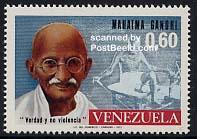 Timbre: Gandhi