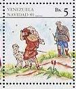 Timbre: Venezuela noel