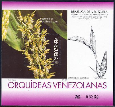 Timbre: Orchidees la série