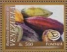 Timbre: Fèves de cacao