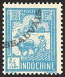 Timbre: Laboureur de rizière