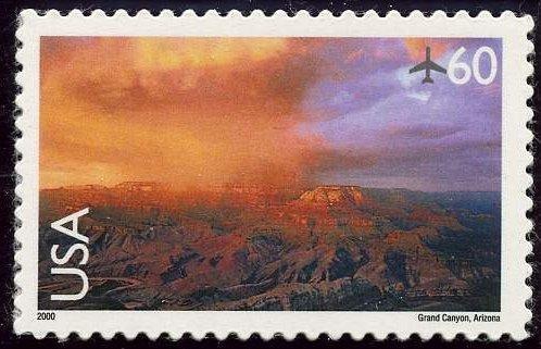 timbre: Grand Canyon - Arizona