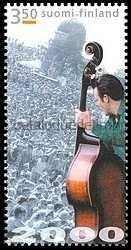 timbre: Concert dans le parc Kaivopuisto