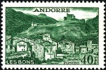 timbre: And. français - Le hameau des Bons