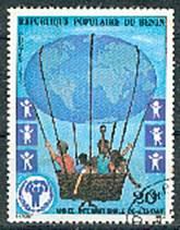 timbre: Année internationale de l'enfant