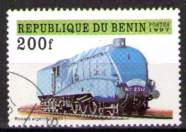 timbre: Locomotive DE 1935