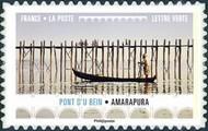 timbre: Pont de Amarapura