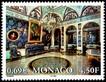 timbre: Les grands appartements du palais.