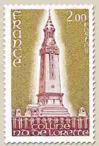 Timbre: Notre Dame de Lorette