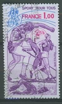 Timbre: Sport pour tous