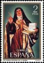 Timbre: Sta Teresa