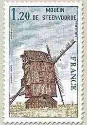 Timbre: Moulin de Steenvoorde