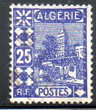 Timbre: Mosquée Sidi Abderahmane