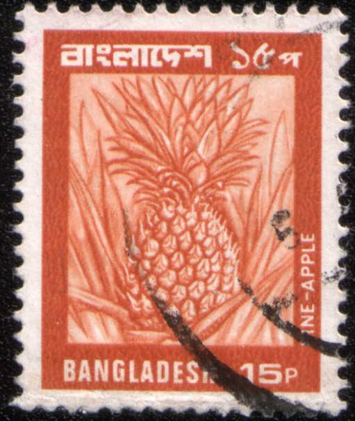 Timbre: Ananas