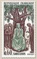 timbre: Louis IX (Saint Louis) (1214-1270)