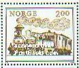 Timbre:  Norvex 80: Locomotive