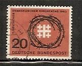 Timbre: Journée de l'église évangélique