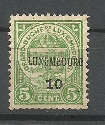 Timbre: Préo 1910