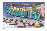 Timbre: Caroline du Sud