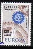 Timbre: Europa