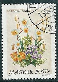 Timbre: Arrangements floraux