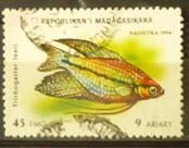 Timbre: Trichogaster leeri