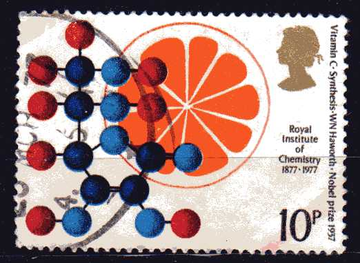 timbre: Royal Institute of Chemistry