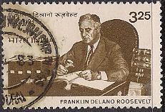timbre: F.D.Roosvelt