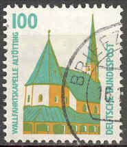 Timbre: Chapelle d'Altoting
