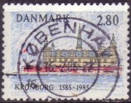 Timbre: Château de Kronborg