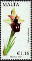 Timbre: Ophrys militensis