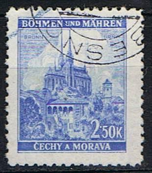 Timbre: Cathedrale de Brno