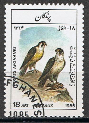 timbre: Faucons pélerins