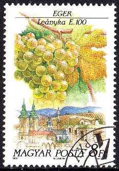 timbre: Régions viticoles : Eger et Leanyka